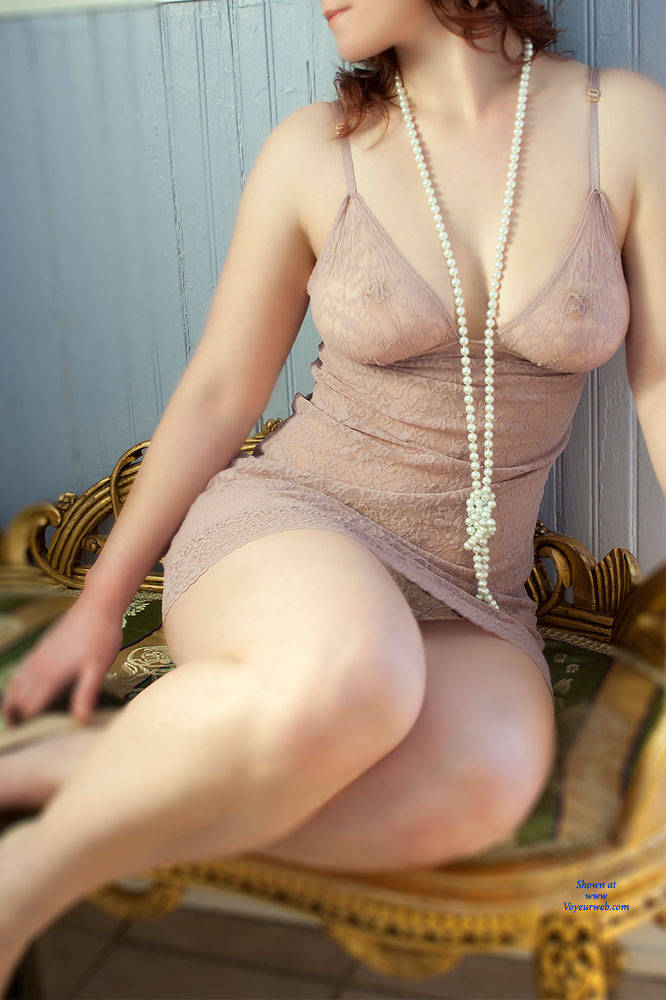 Nude photos Curly lingerie blowjob shared