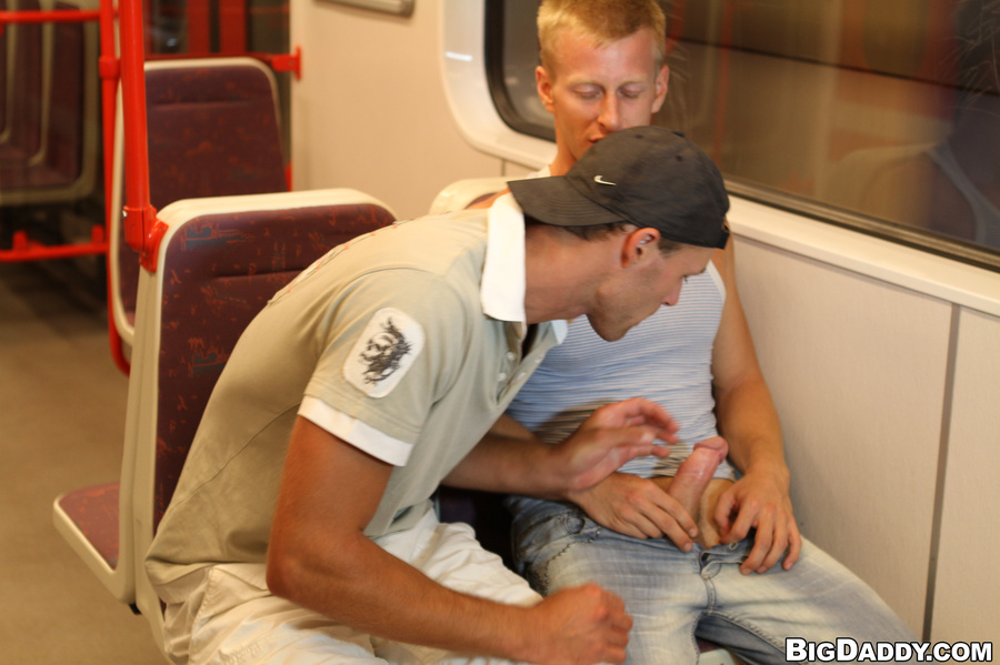 subway interracial pinupfiles Gaysex