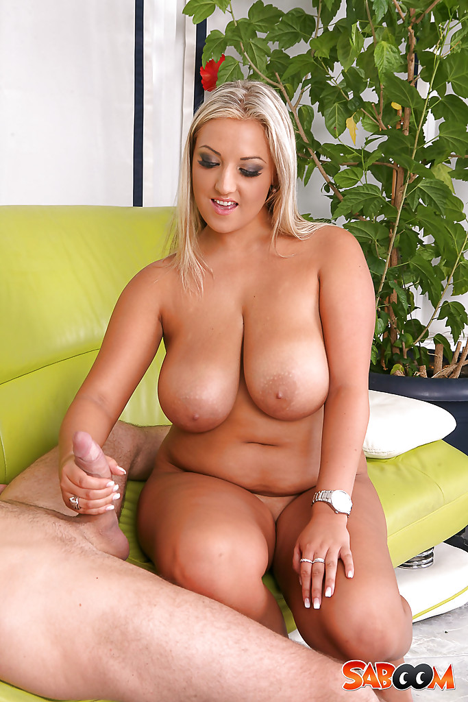 otngagged blonde Wife belly