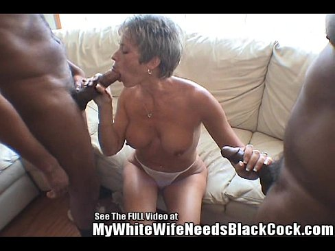 cock big Wife dick party sucking