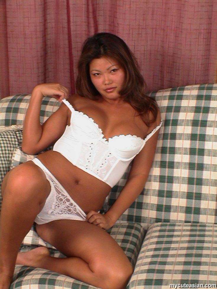 Asian sensual milf cute