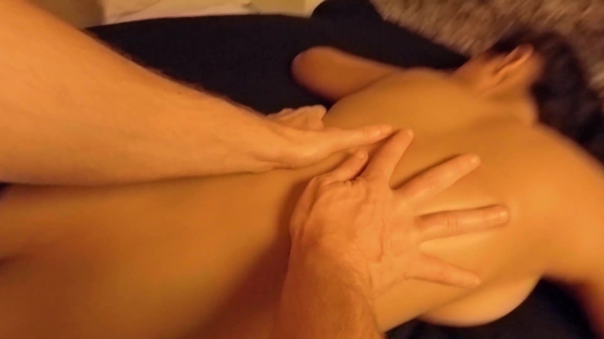 oiled amateur Squirting glamour