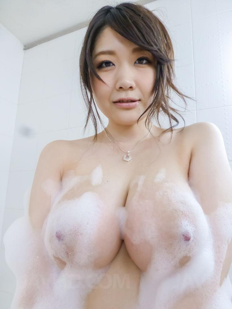 otngagged watching asian Busty
