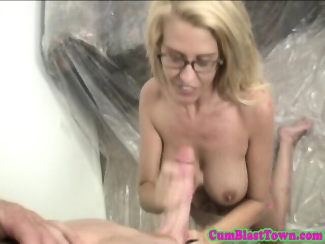 Mounth gangbang solo drilled