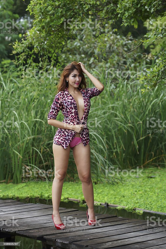 casting Outdoor uncensored asian