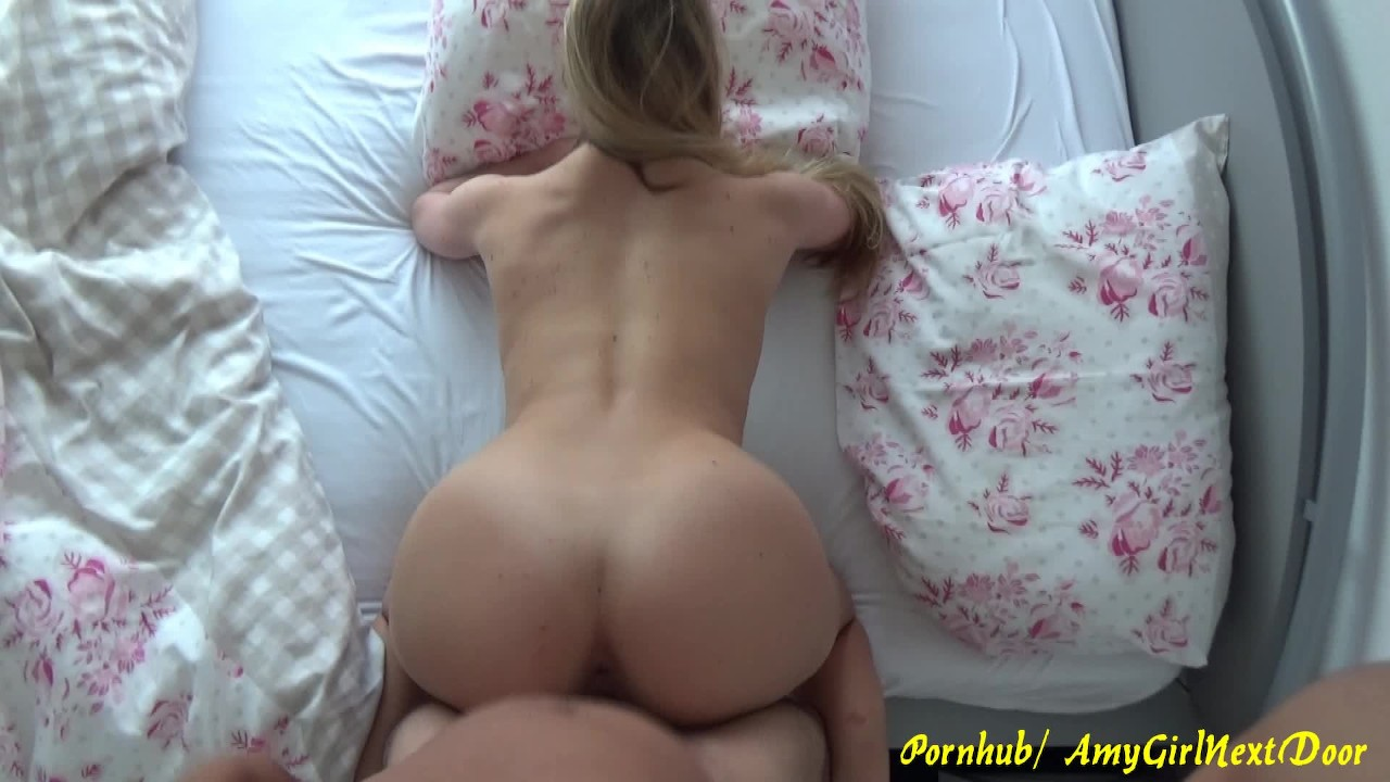 ass blonde Wife POV