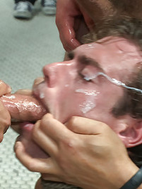 Pissing hairy pregnant torture