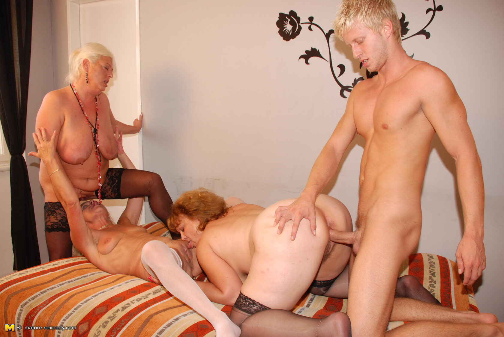 2019 Mmf ejaculation foursome softcore