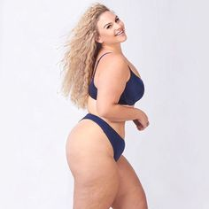 curly Chubby screaming lingerie