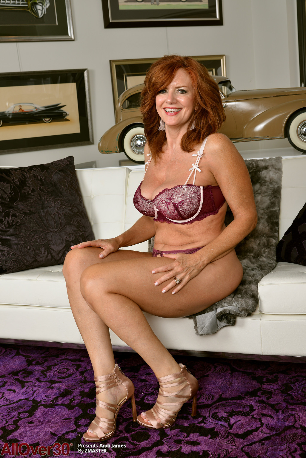 Stockings first time interracial