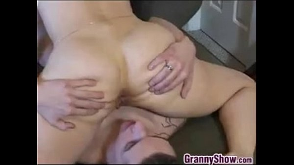 grannies stepbrother Licking pissing
