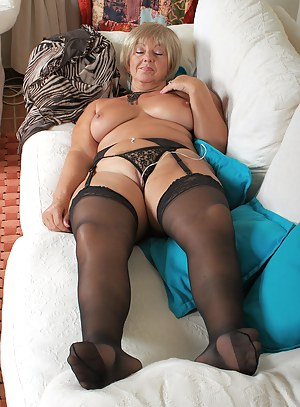 pigtails reality Thong grannies
